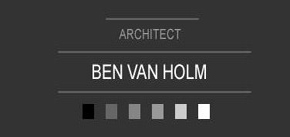 Architect Ben Van Holm